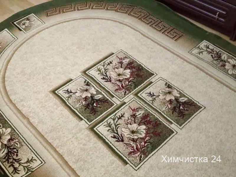 Химчистка ковров в Одессе